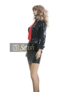 100% Rubber Latex SETISH™ Shirt & Skirt Costume #09028