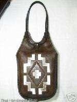 Handmade Genuine Cow & Sea Snake Leather Handbag Purse