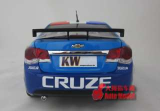 Dealer 118,GM Chevrolet Cruze WTCC 2011 New Race #1, BY
