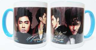 JYJ TVXQ 2PM U KISS MBLAQ INFINITE Teen Top Photo Printed Mug Cup KPOP