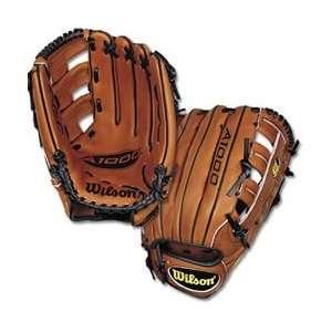 Wilson A1000 19 Baseball Glove LHT (EA)