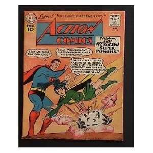 Action Comics (No. 274) DC Comics, Curt Swan (cover