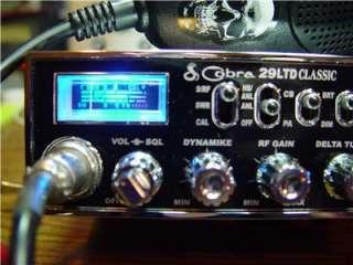 COBRA 29 LTD CLASSIC ROCK & ROLL CUSTOM CB RADIO,NEW