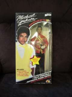 Vintage Michael Jackson LJN doll American Music Awards outfit King of