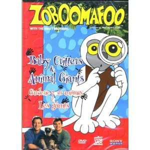 Zoboomafoo   Baby Critters and Animal Giants: Chris Kratt