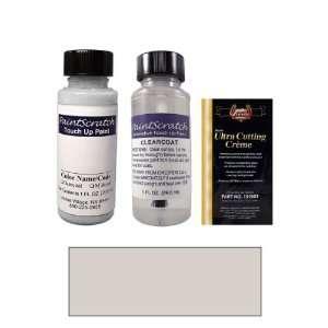 Oz. Sterling Silver (matt/wheel) Paint Bottle Kit for 2010 Cadillac