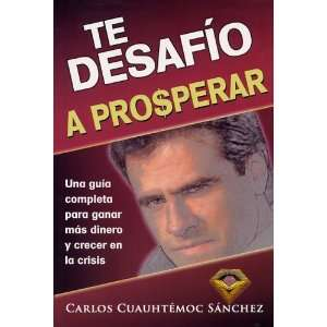 La Crisis (Spanish Editi [Paperback] Carlos Cuauhtemoc Sanchez Books