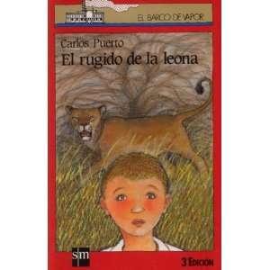 El rugido de la leona Carlos Puerto Books