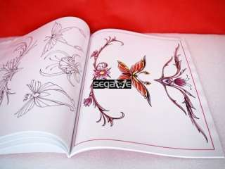 Tribal Sketch Tattoo Flash Magazine Art Book F Girls A