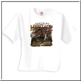 SH Wolf Rebel Confederate Flag Shirt S L,XL,2X,3X,4X,5X
