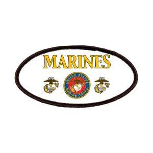 Patch of Marines United States Marine Corps Seal
