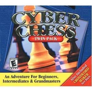 Cyber Chess Twin Pack: Video Games