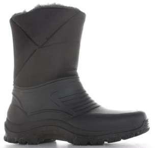 Mens Winter Ski Moon Welly Wellies Wellington Rain Snow Boots Size 7 8