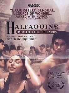 Halfaouine Boy of the Terraces DVD, 2004 738329030926