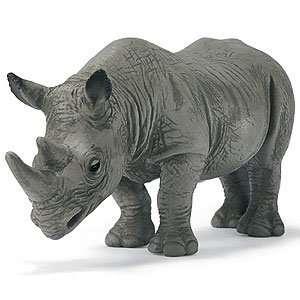 Schleich Wild Life African Black Rhino Toys & Games
