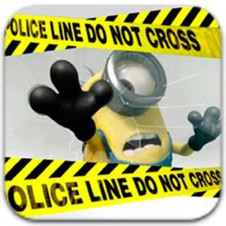 Minion Do Not Cross Live Wallpaper: Appstore for Android