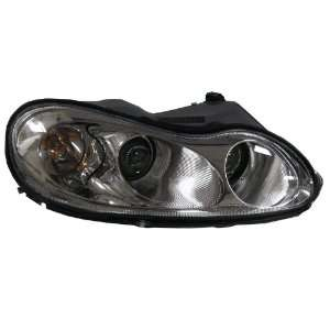 Aftermarket Replacement Headlight Headlamp Assembly Clear