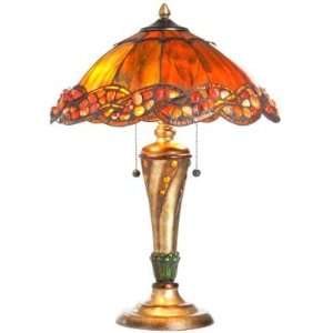 Fire Agate Table Lamp Home Improvement