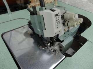 Willcox & Gibbs 516 4 26 Serger Overlock Sewing Machine IDS600