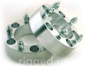 WHEEL SPACERS ADAPTERS FORD BRONCO F 150 4pcs 5x5.5