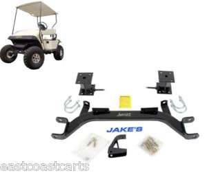 ELECTRIC Golf Cart JAKES LIFT KIT 1989 1994 #6201 Free Shippping