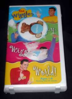 topics related to the wiggles wiggly safari preview the wiggles wiggly    The Wiggles Wiggly Wiggly World Vhs