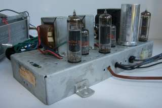 HI FI STEREO 6BQ5 EL84 TUBE AMPLIFIER GUITAR TUBE AMP TUNER