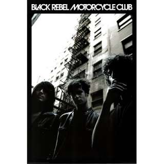 Title Black Rebel Motorcycle Club (Group, Fire Escapes) Music Poster