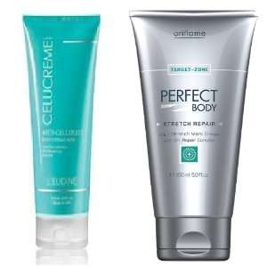 oz & Oriflame Perfect Body Anti Stretch Mark Cream, 150 ml: Beauty