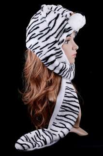 item include 1 cartoon white tiger cap payment 1 we