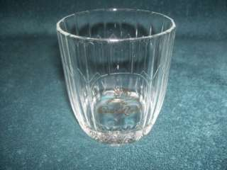 Logo Etched Glasses/Tumblers (2) VonPok Italy Whiskey Glasses