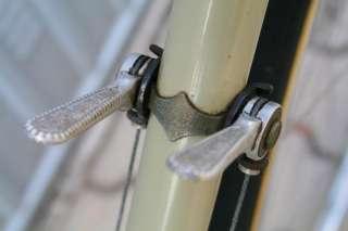 Vintage Bike Ganna Triple Crankset Nisi Gnutti 1970