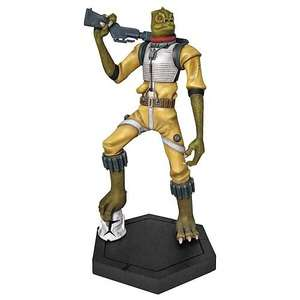 Gentle Giant Star Wars Statue Animated Maquette Clone Wars Bossk