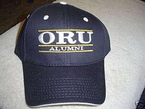 NEW ORAL ROBERTS UNIVERSITY ALUMNI HAT