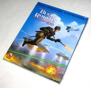 Boxed Set BUCK ROGERS WAR AGAINST THE HAN NEW SEALED
