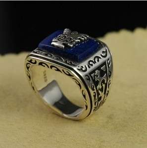 Vampire Diaries Elenas Bother Jeremy John 100% 925Silver Revive Ring