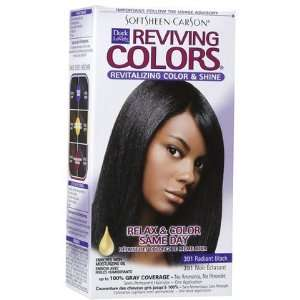 Dark & Lovely Reviving Colors Semi, Permanent Hair Color, Radiant