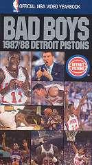 Detroit Pistons   Bad Boys VHS, 1988