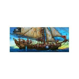 Wallpaper 4Walls Pirates and Skulls Forty thieves KP1722M