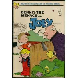 Dennis the Menace Joey Comic #14 (His Friends Series