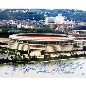 NFL Pittsburgh Steelers 11 Signature Pittsburgh Steeler Greats View