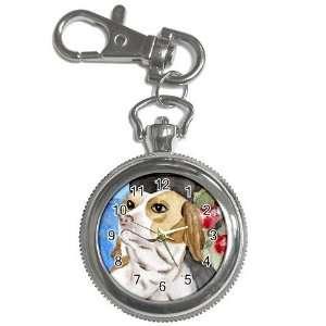 Dog Keychain Watch Puppy Key Chain Key Ring Watches