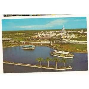 Walt Disney World Magic Kingdom 3x5 Postcard 0111 0288