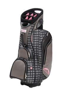 New Sun Mountain 2012 Ladies Diva Cart Bag (Storm Plaid)