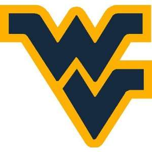 West Virginia Mountaineers Reusable Decal by Stockdale