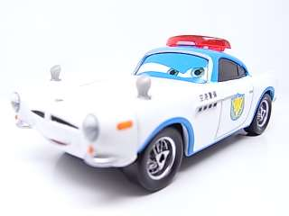 Disney Pixar Cars 2   SECURITY GUARD FINN McMISSILE   In HAND