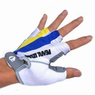 Style Cycling Bike Bicycle Wearable Silicone Half Finger Gloves M/L/XL