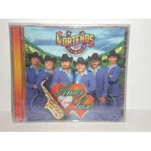 Amor Con Sax Nortenos De Ojinaga Music