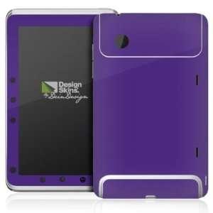 Design Skins for HTC Flyer   Violett Design Folie Electronics