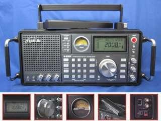 TECSUN S 2000 FM/LW/SW/MW/AIR PLL SSB Synthesized Radio